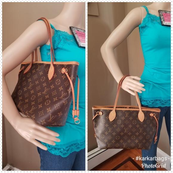 Louis Vuitton Handbags - 🚫SOLD🚫Authentic Louis Vuitton Neverfull PM